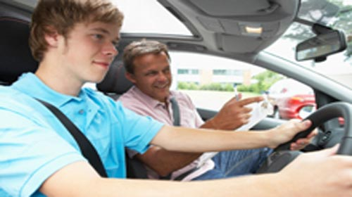 Driving lessons voucher